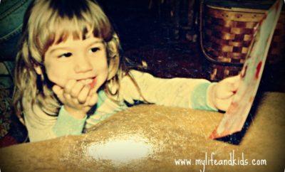 Anna at Three Years