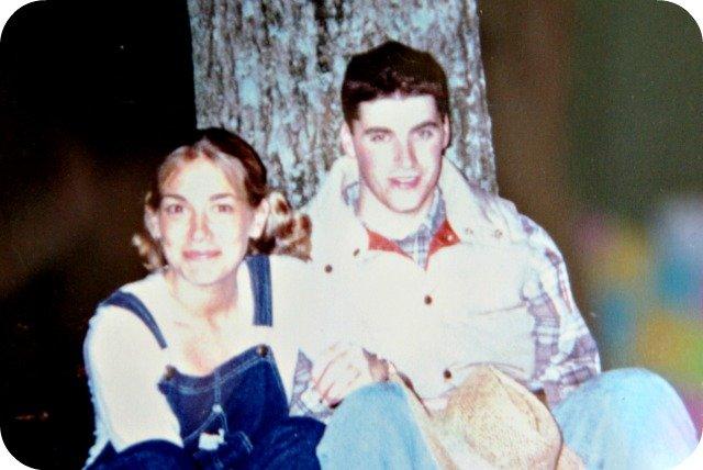 Anna and Even Steven in college
