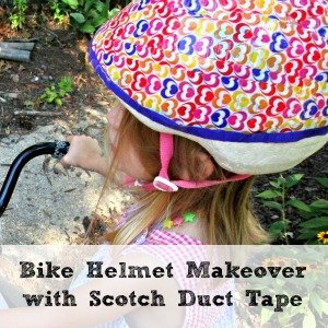 Bike Helmet Makeover