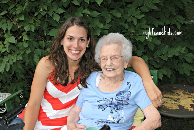 Nanny is 106