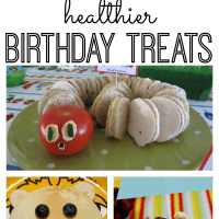 Looking for healthy birthday treats for kids? You will LOVE these healthy birthday treat options - and your kids will too!
