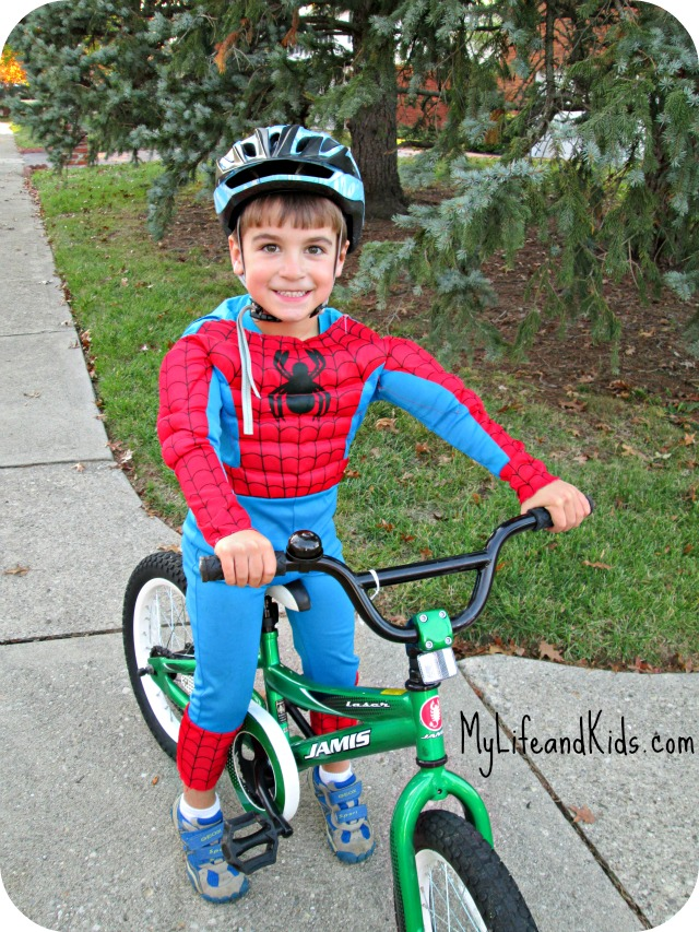 Superhero Halloween Costumes My Life and Kids
