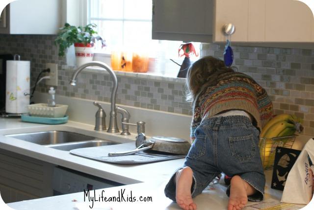 Spring Cleaning - My Life and Kids