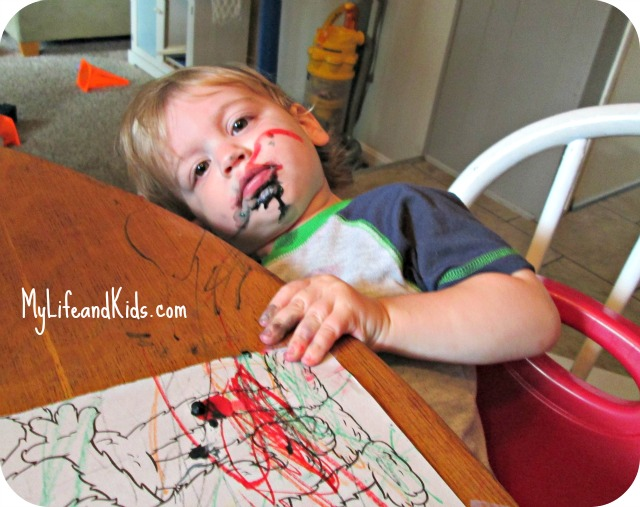 My Kid ate a Marker My Life and Kids