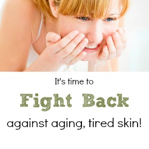 Fight Back against aging tired skin with Kate Ryan Skincare