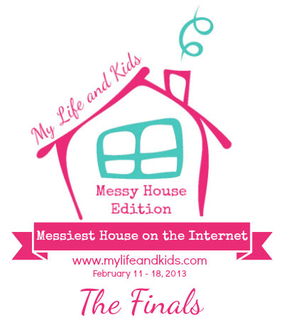 See who will win the Messiest House on the Internet Competition @ My Life and Kids