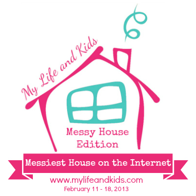 Messiest House on the Internet @MyLifeandKids