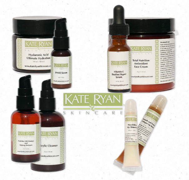My favorite skin brightening products from Kate Ryan Skincare