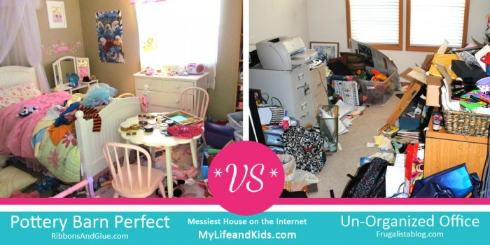 Vote for the Messiest House on the Internet Competition Sweet 16 @ My Life and Kids