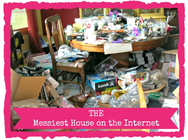 THE Messiest House on the Internet 2013 @ My Life and Kids