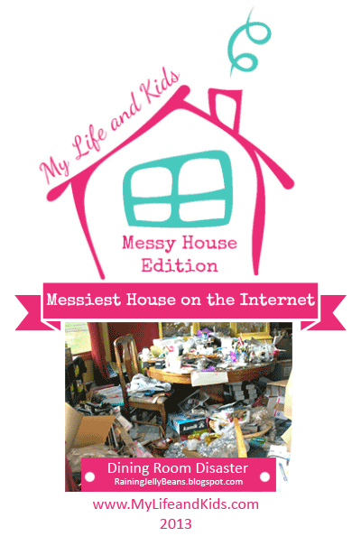 The Messiest House on the Internet @ My Life and Kids