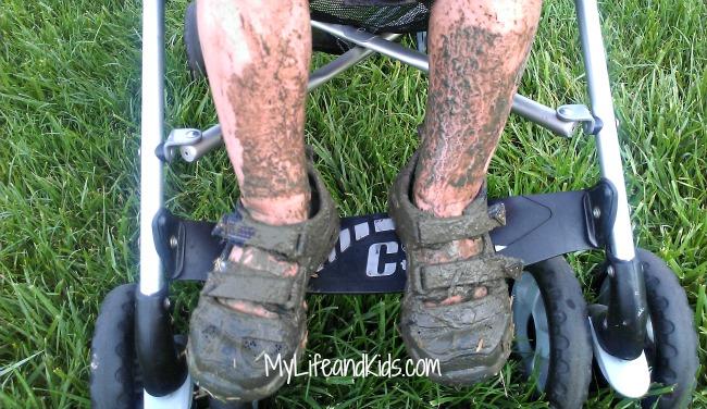Simon in Mud