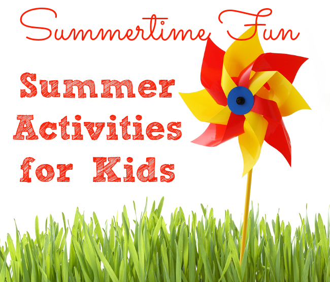 So... I'm doing two things today for moms who have little kids and love them to pieces and are excited for summer - and are also a little afraid because it's SUMMER!