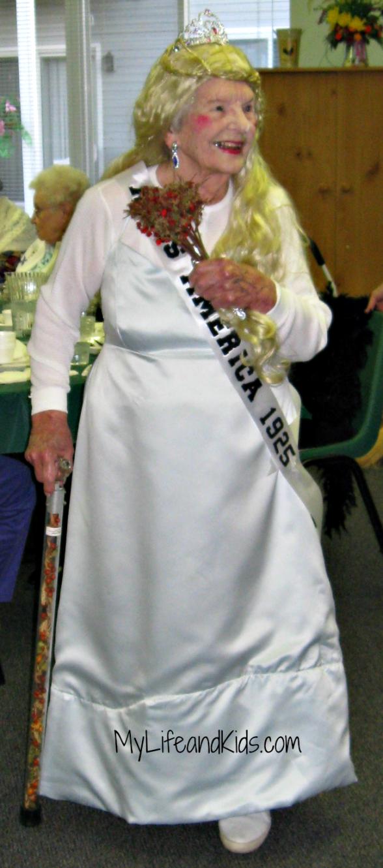 Nanny Miss America