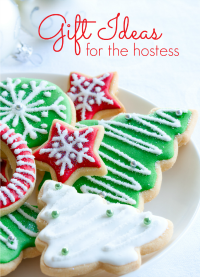 Great gift ideas for the hostess