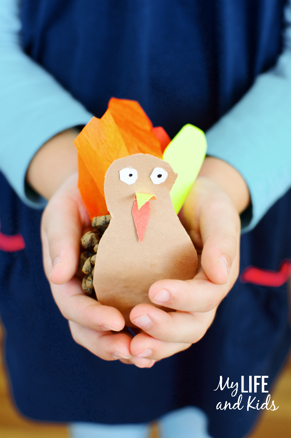Thanksgiving Crafts For Kids My Life And Kids