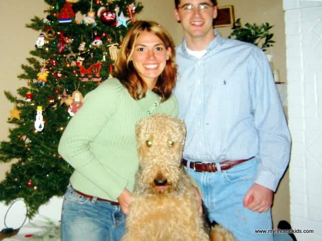 Christmas through the Years 2002