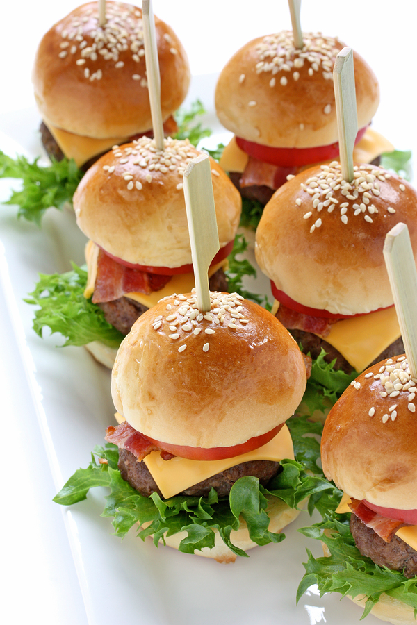 Easy Finger Food Appetizer Ideas