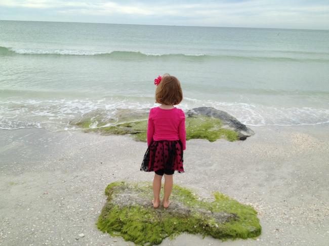 Alice on the Beach