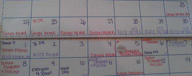 Calendar of Doom