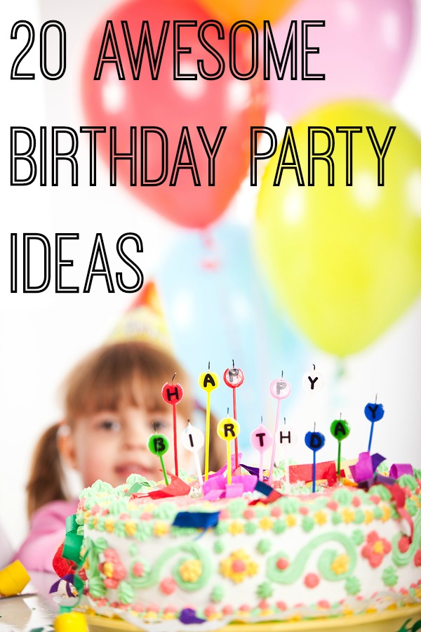 Easy Birthday Party Decorations