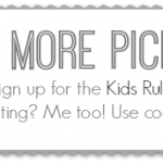 Kids Rule Call to Action 2