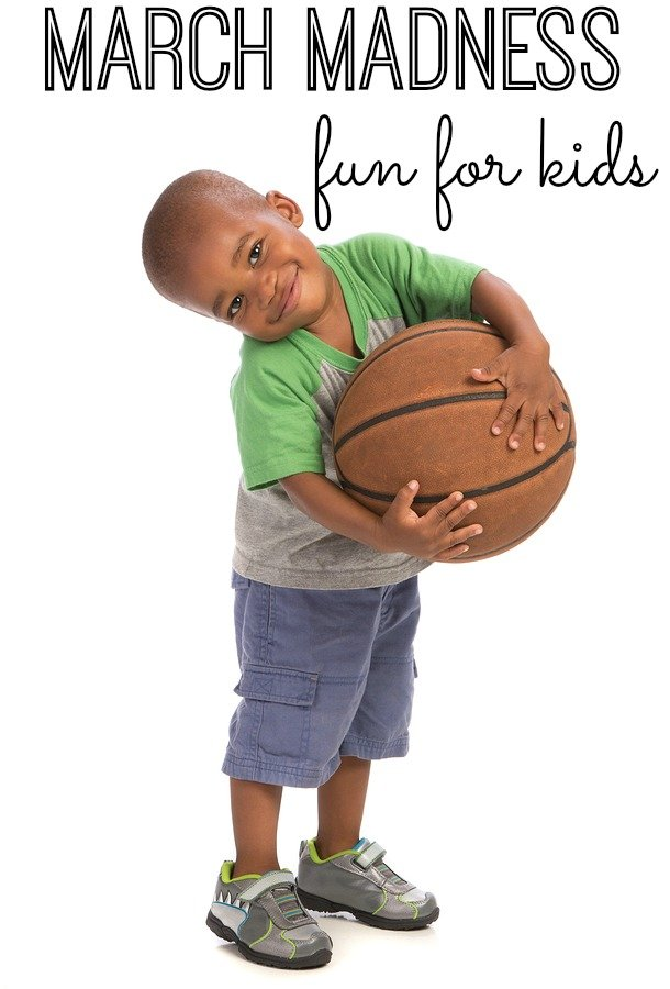 March Madness Fun for Kids