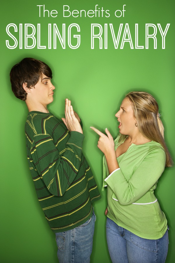 Why Sibling Rivalry is Healthy