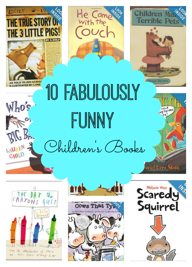 books funny children childrens fabulously reading kid mylifeandkids these check fall preschool humorous read child hook teens too author autumn