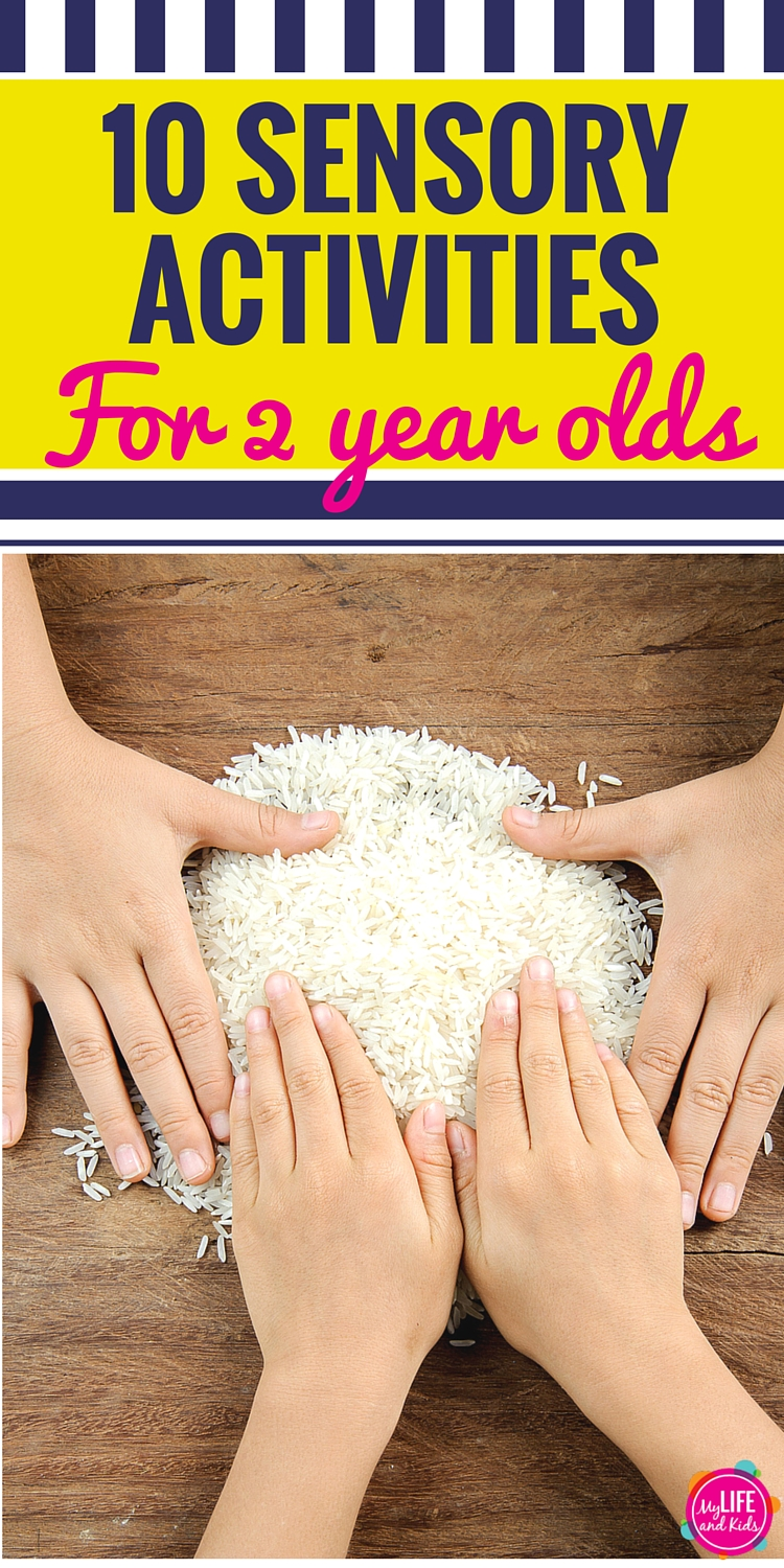 If you have a 2 year old, you'll love these 10 sensory play activities for toddlers. From sensory bottles to bins, bags and even a sensory table, these DIY sensory play ideas are easy for you to create, and fun for your kids to experience.