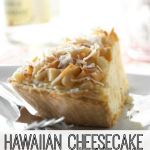 Simple and delicious? Yes, please! Let your kids help out with this tropical cheesecake recipe.