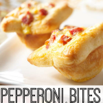 Pepperoni Bites - great food for kids
