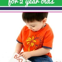 Your 2 year old isn't reading yet, but these pre-reading games and activities will give him the start he needs. Your toddler will be reading before you know it with these pre-reading activities.
