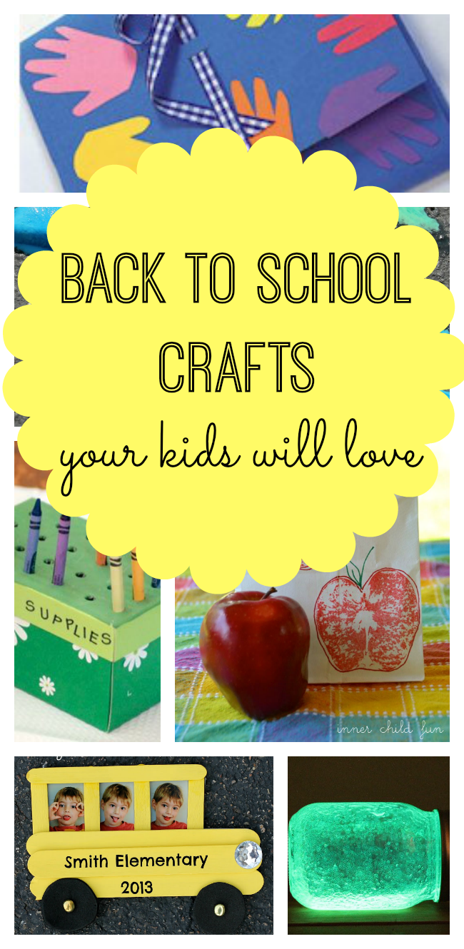School Bus Crafts For Toddlers