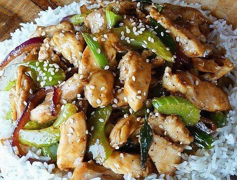 black-pepper-garlic-chicken
