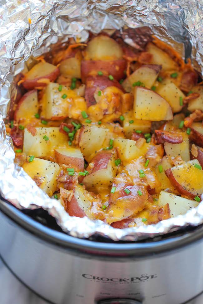 crockpot-bacon-ranch-potatoes