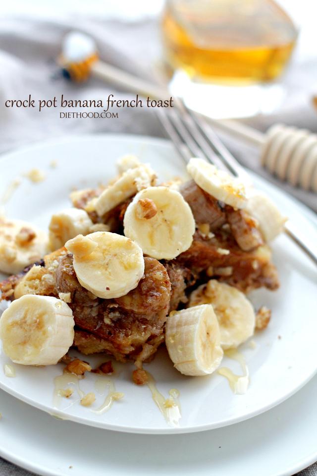 crockpot-banana-french-toast