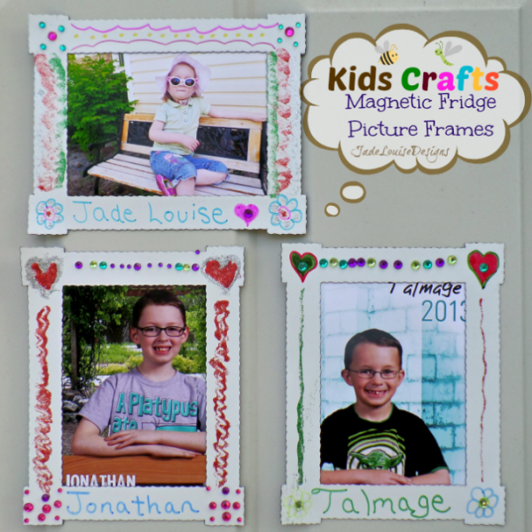 Your kids will love these 10 back to school crafts! I especially love #5!