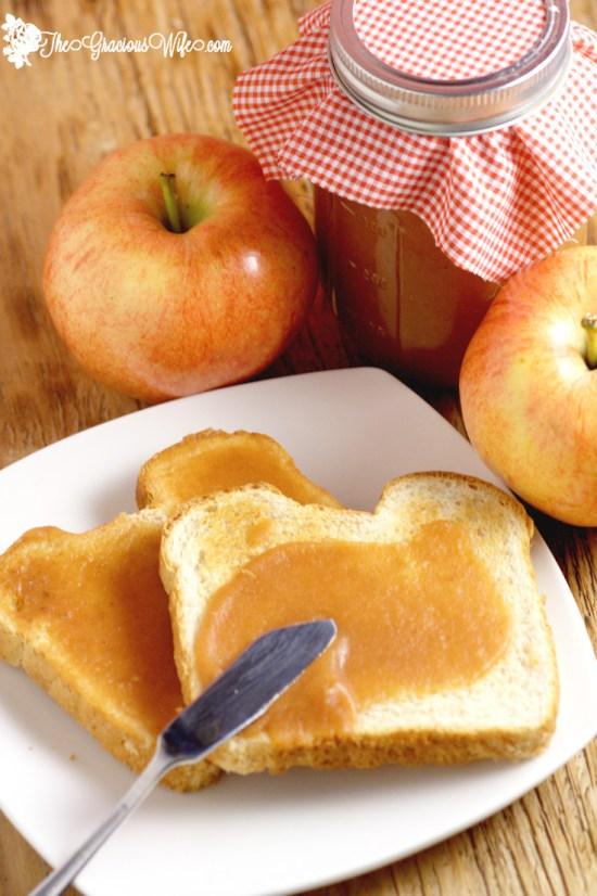 homemade-crockpot-apple-butter