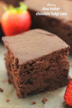 skinny-slow-cooker-chocolate-fudge-cake