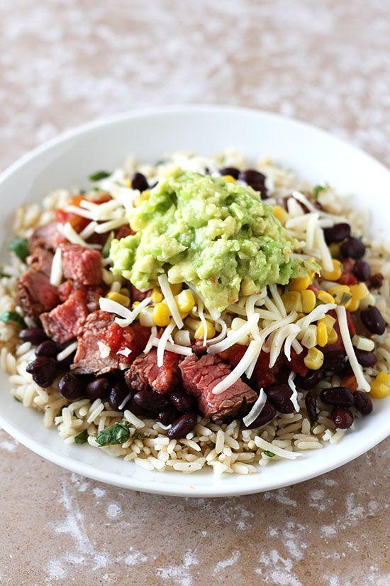 steak-burrito-bowls