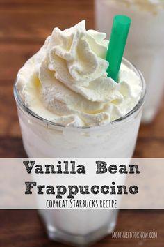 vanilla-bean-frappuccino