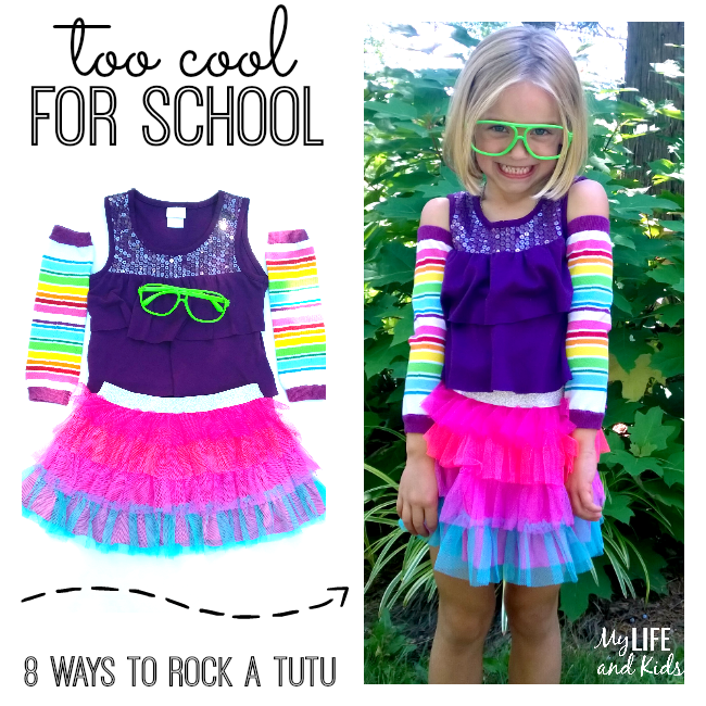 8 Ways to Wear a Tutu - A Style Guide for Little Girls