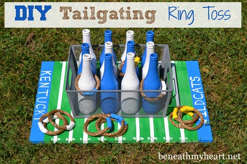 If you can't make it out to tailgate this season, why not start a new tradition by tailgating at home with the kids? We have three winning tips!