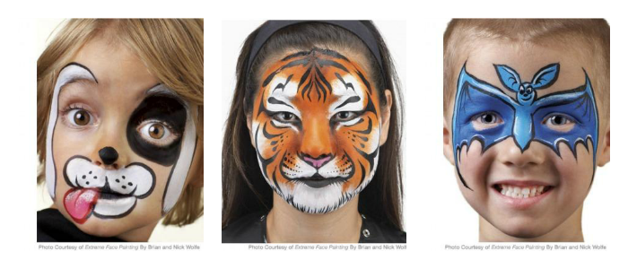 The Best Face Painting Tips And Tutorials