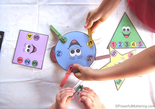 Fine Motor How To Activity