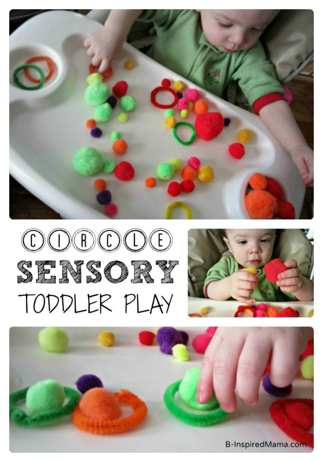 Simple Toddler Sensory Play