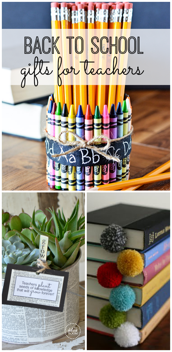 Back To School Gifts For Teachers My Life And Kids