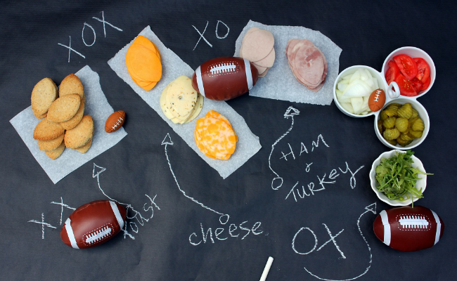 Planning any tailgates this season? Spruce it up with one (or all) of these creative tailgating ideas!