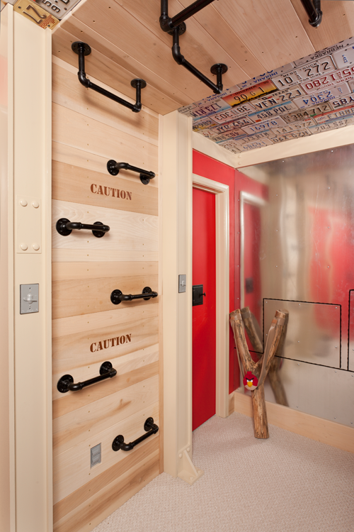 These 16 awesome playrooms will make you feel like a kid again.